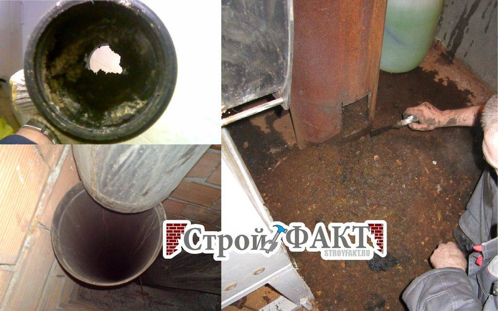 Как прочистить засор в трубе в домашних условиях сода 565